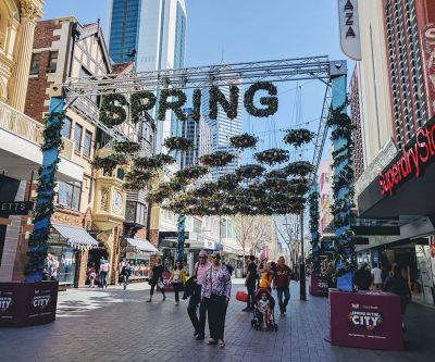 Spring in Perth