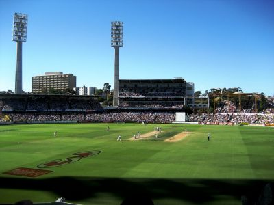 Cricket in Perth for Summer 2014