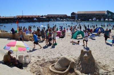 Summer in Perth (Part 2): Relax at Hillarys Boat Harbour